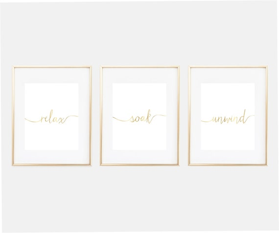 bathroom art prints bathroom wall decor relax soak unwind
