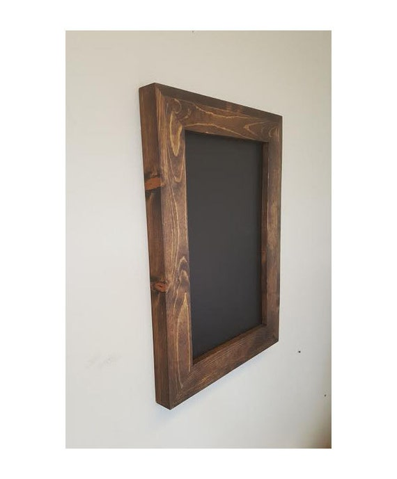 Electrical Panel Cover Chalkboard Cover Framed Chalkboard