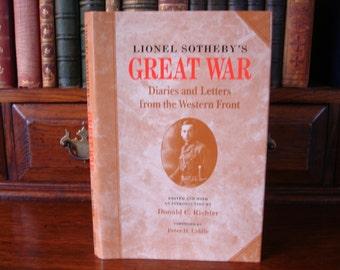 LIONEL SOTHEBY'S Great War