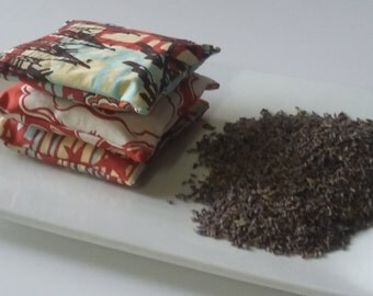 Lavender Sachets , Asian Garden