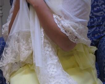 Shawl - Wrap - Lace Shawl - Lace