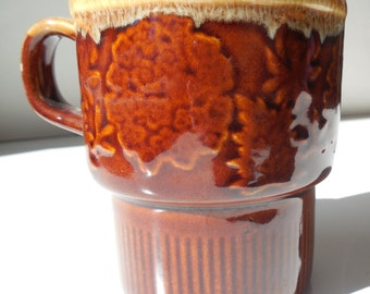 Japanese coffee cup