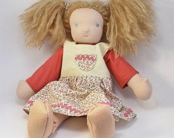 "15"" Waldorf Doll"