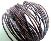 Mulberry Wine WoolyWire - 36 inches