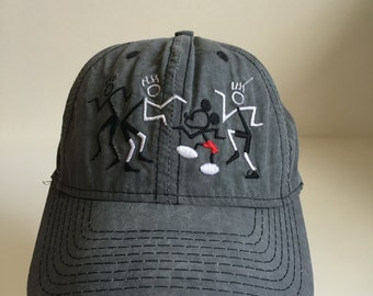 90s Mickey Kokopelli Snapback Animation Nation Disney