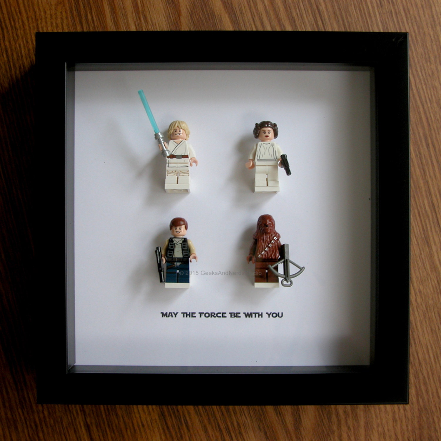 Zoom Olly Moss Star Wars Prints