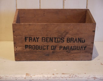 Vintage Crate - OXO & Fray Bentons