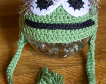 Oscar the Grouch Hat- Infant