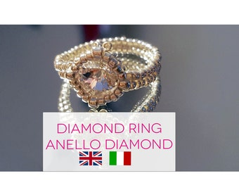 ENG PDF Pattern Diamond Ring