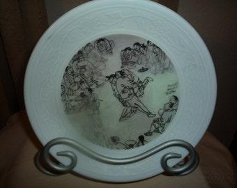 Kwangjuyo White Porcelain Dish of the Choson Dynasty