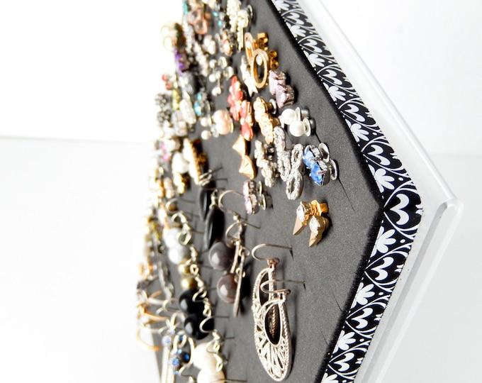 8x10 Jewelry Stand - Clear Acrylic - Jewelry Display