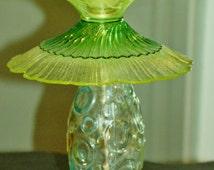 Upcycle Lamp, Repurpose Lamp