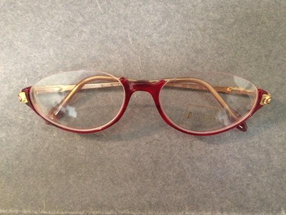 Jacques Dessange Paris eyeglass frames Made In France 0261