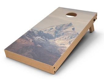 Paramountain Top - Cornhole Board Skin Kit