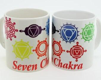 Chakra Symbol Coffee Mug (1 piece)