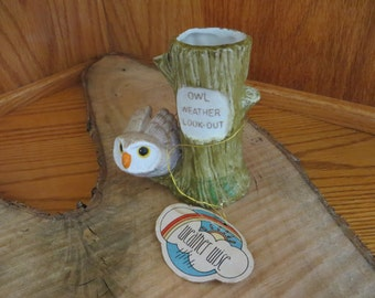 Lookout Weather Owl by Enesco