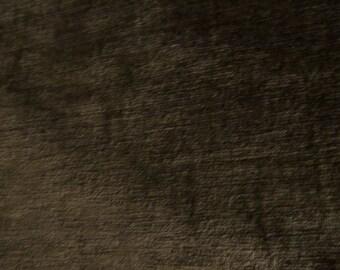 Luxurious Caontemporary Dark Brown CHENILLE Upholstery Fabric     Handbag  Pillow