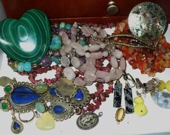 Vintage Gemstone Lot