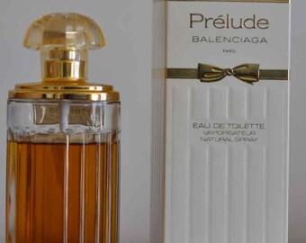 Balenciaga Prelude 100ml EDT discontined vintage