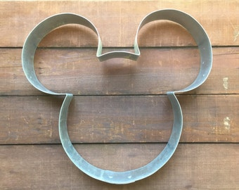 Mickey Mouse Made From Recycled Wine Barrel Hoop