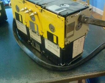Floppy disk purse