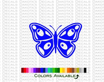 Pretty Butterfly Decal