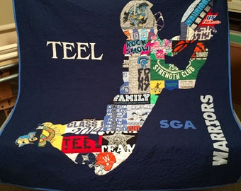 Memory Quilts- Custom Design