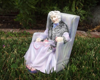 Royal Doulton Joan Figurine Retired 2023 Woman