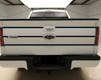 Tailgate Trim Stripe Kit For Ford F150 F-150 09 10 11 12 13 14 Multiple Colors Available