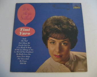 Timi Yuro - Let me Call You Sweetheart - 1962