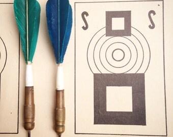 Target practice .....