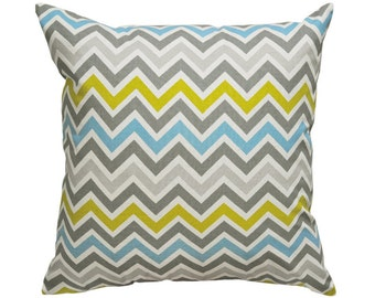 Chevron Cushion Cover. Zoom Zoom Summerland Natural Cushion Cover. Pillow Cover.