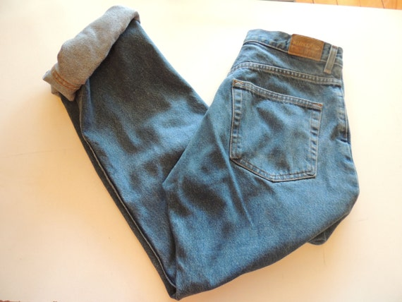 """Kirkland """"Mom"""" Jeans High Waisted Size 32x32 - Vintage Looking"""