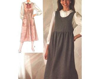 Simplicity Sewing Pattern 7035 Misses' Blouse, Jumper  Size:  14  Uncut
