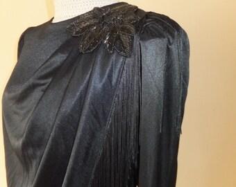 Vtg. Flapper Style Dress
