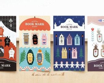 Kawaii Steel Bookmark ver.4 / Cute Bookmark / 101443041