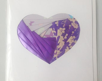 Purple Heart Card