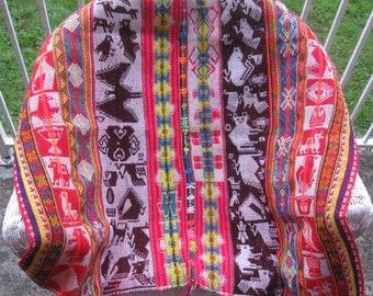 Peruvian Woven Textile No. 15