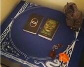 Clarifier le message d'un allié - Tirage Tarot - 5 cartes