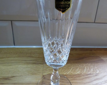 Edinburgh Crystal Old Appin Champagne Glass