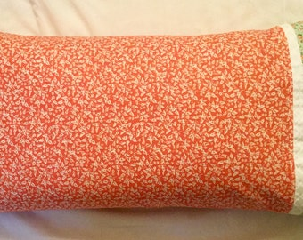 Pillow cases, set of 2, soft 100% Cotton, hand made ,queen size