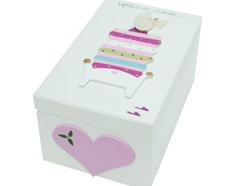 Princess and the Pea Keepsake Box