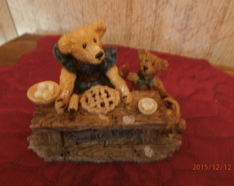 Justina and M. Harrison Sweetie Pie by Boyds Bears