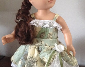 "18"" AG/Doll Party Dress"