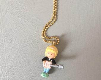 Retro Polly Pocket Necklace