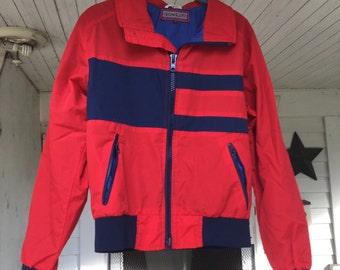 Vintage Kids Ski Jacket