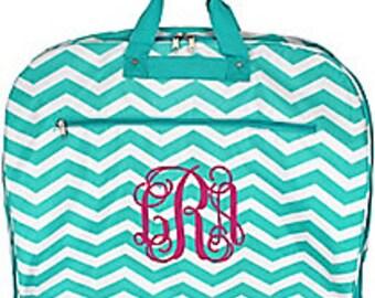Chevron Garment Bag