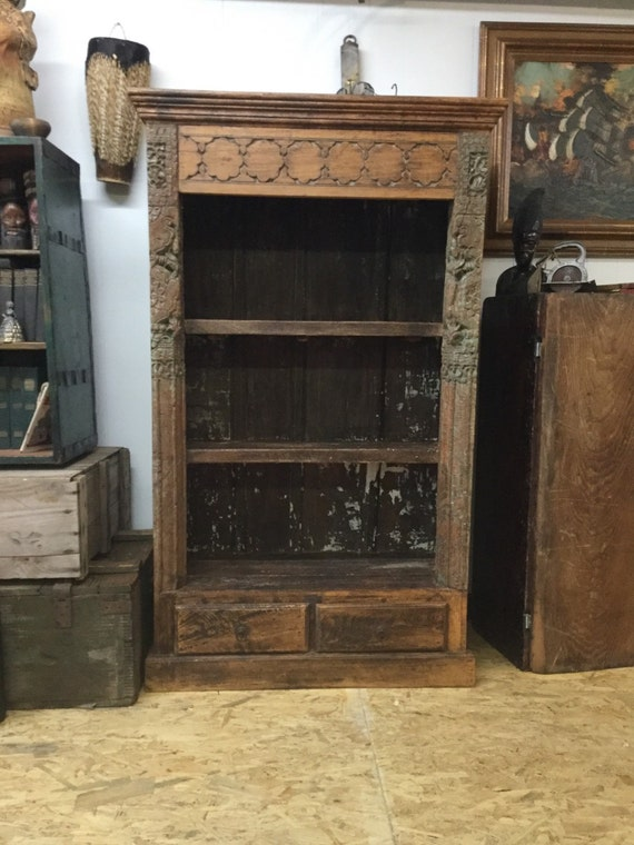 India - Moroccan style bookcase - Travelingwilder - India - Moroccan Style Bookcase