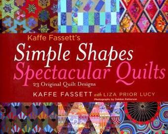 Simple Shapes Book by Kaffe Fassett