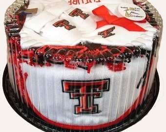 Texas Tech Red Raiders Baby Clothing Gift Set